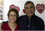 Pastores Paul y Gloria Simon