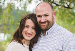 Pastors Matthew and Julie Daum