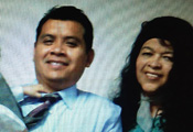 Pastors Cristobal and Eva Garcia