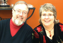 Pastors Michael and Leslie Smith